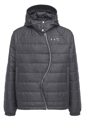 Twist Zip Tech Puffer Jacket