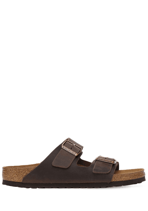 Classic Oiled Leather Sandals