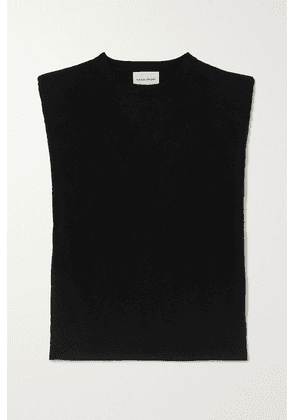 LOULOU STUDIO - Prince Wool And Cashmere-blend Sweater - Black