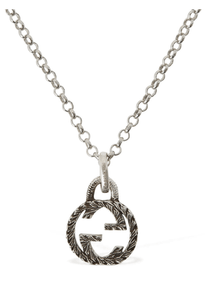 50cm Interlocking Gg Necklace
