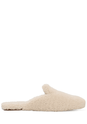 10mm Relax Shearling Mules