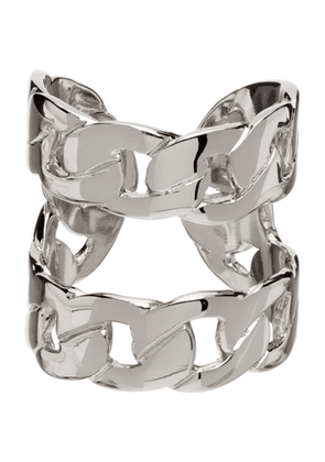 Maison Margiela SSENSE Exclusive Silver Chain Ring