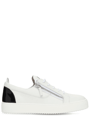 25mm May London Leather Sneakers