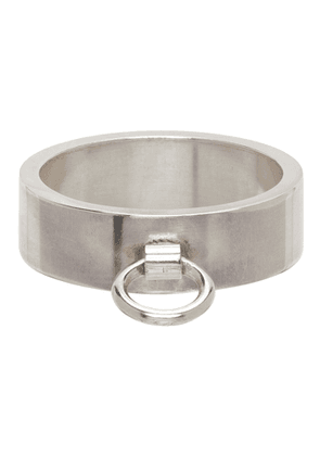 CC-Steding Silver Knock Ring