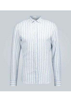 Exclusive to Mytheresa – striped long-sleeved shirt