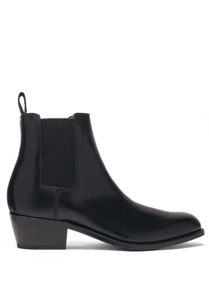 Grenson - Marco Leather Chelsea Boots - Mens - Black