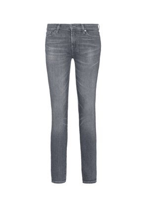 The Skinny Slim Illusions mid-rise jeans