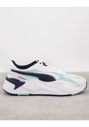 Puma RS-X3 Hard Drive trainers in white