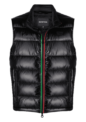 Duvetica quilted puffer jacket - Black