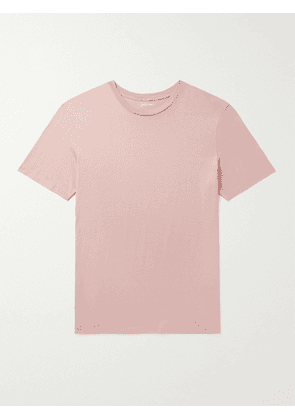 BELLEROSE - Vinx Cotton-Jersey T-Shirt - Men - Pink - S