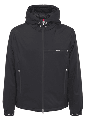 Loupiac Laminated Nylon Jacket