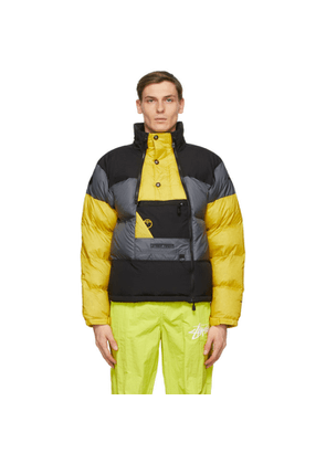 The North Face Grey Down Steep Tech Jacket