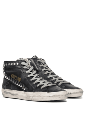 Slide Classic leather sneakers