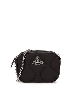 Vivienne Westwood Camper Quilted Nylon Cross-body Bag
