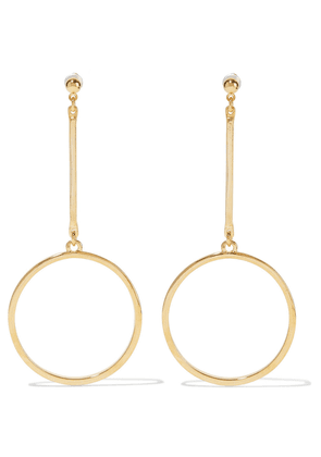 Kenneth Jay Lane Gold-plated Earrings Woman Gold Size --