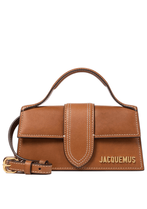 Le Bambino Medium leather shoulder bag