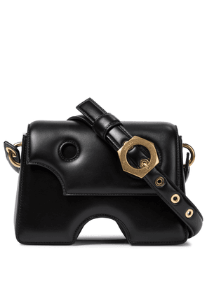 Burrow 22 leather shoulder bag