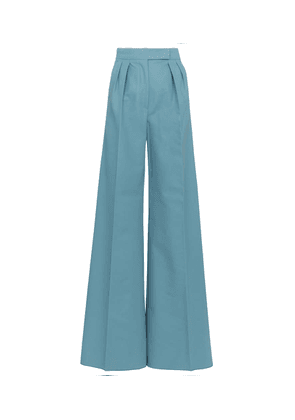 Sabbia cotton gabardine pants