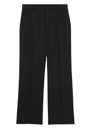 Burberry straight-leg trousers - Black