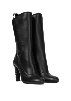 Promenade leather ankle boots