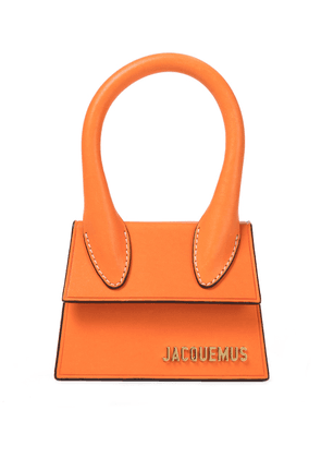 Le Chiquito leather tote