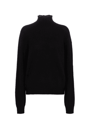 Kensington cashmere turtleneck sweater