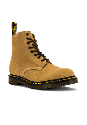 Dr. Martens 1460 Milled Nubuck Boots in Neutral. Size 11, 8, 9.