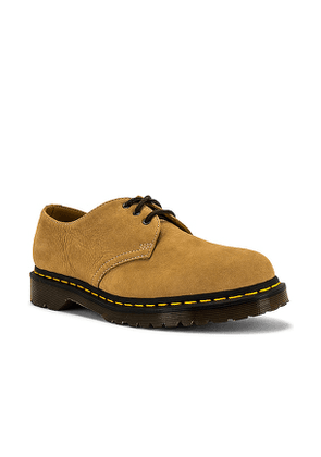 Dr. Martens 1461 Milled Buck Shoes in Neutral. Size 11, 8, 9.
