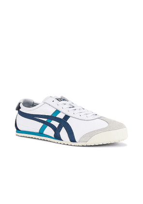 Onitsuka Tiger Mexico 66 in White. Size 10.5, 11, 11.5, 12, 8, 8.5, 9, 9.5.
