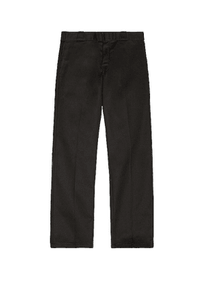 Dickies 874 Work Pant in Black. Size 30x32, 32x32, 36x32.