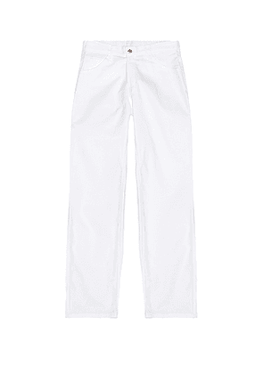 Dickies Standard Utility Painter Pant in White. Size 32x32, 34x32.