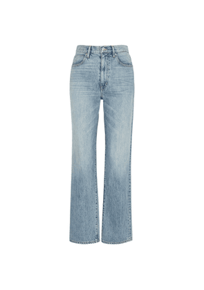 SLVRLAKE London Light Blue Straight-leg Jeans