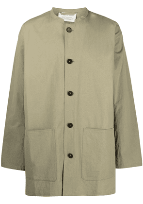 A Kind of Guise Atelier cotton coat - Green