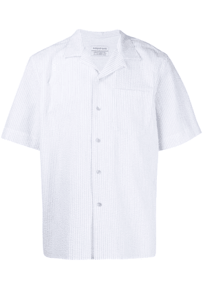 A Kind of Guise Gioia short-sleeve cotton shirt - Blue