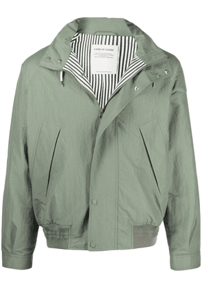A Kind of Guise Biarritz hooded jacket - Green