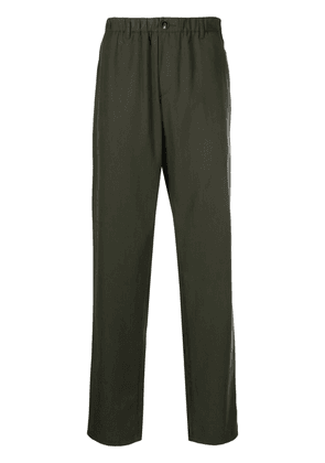 A Kind of Guise elasticated cotton trousers - Green