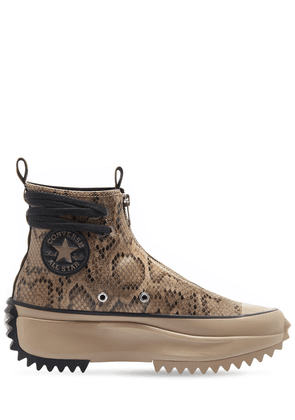 Rsh Snake Run Star Hike Zip Hi Sneakers