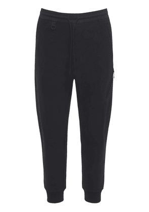 Classic Cotton Terry Utility Pants