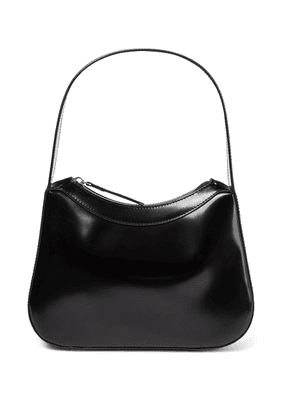 Kiki leather shoulder bag