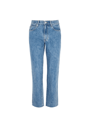 SLVRLAKE Hero Blue Slim-leg Jeans