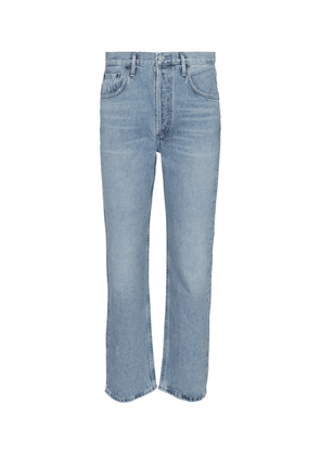 Ripley mid-rise straight jeans