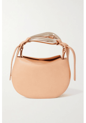 Chloé - Kiss Small Leather Tote - Beige