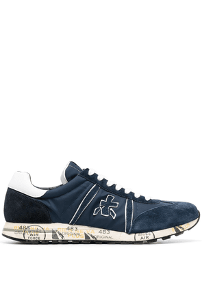 Premiata Lucy low-top sneakers - Blue