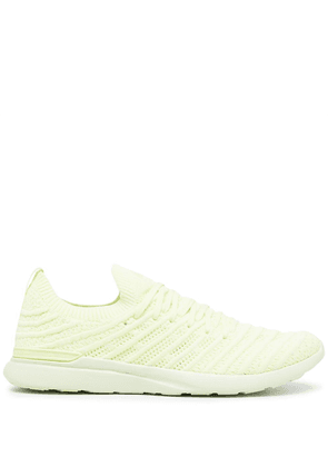 APL: ATHLETIC PROPULSION LABS Techloom Wave sneakers - Yellow