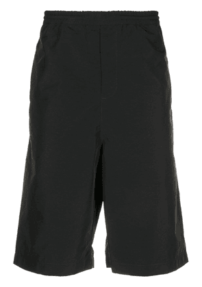 AMBUSH elasticated waist shorts - Black