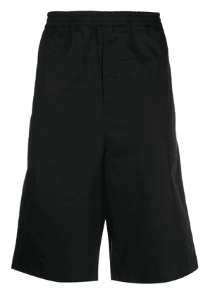 AMBUSH elasticated waistband shorts - Black