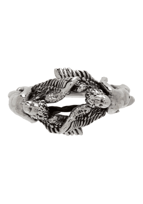 Martyre Silver The Angelo Ring