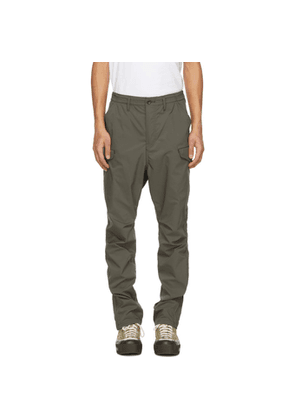 nonnative Grey Relaxed Trooper Cargo Pants