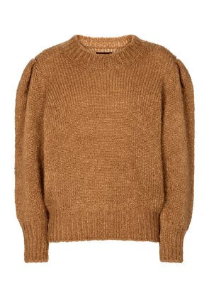 Emma mohair and wool-blend sweater