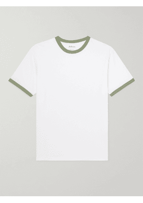 BELLEROSE - Cotton-Jersey T-Shirt - Men - White - S